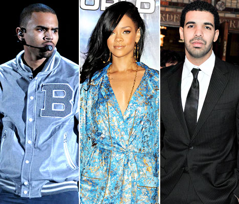 Melissa Cake_ Rihanna Drake Chris Brown