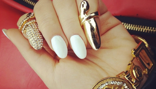 MelissaCake_ Nail Rings