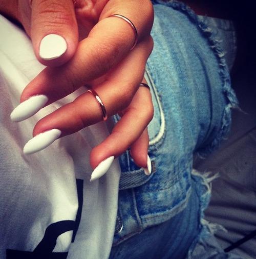 MelissaCake_ Nail Rings